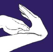 bend wrist